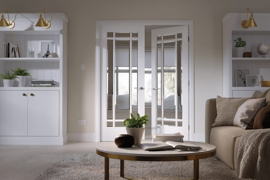 Traditional French Doors Image